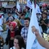 Safranbolu'da Tekstil İşçileri, İşten Çıkarılan 9 İşçi İçin Yürüdü
