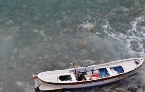 Ölüm teknede yakaladı!