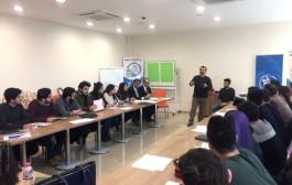 Kbü'de Öğrencilere Tübitak'a Yönelik Proje Geliştirme Eğitimi Verildi