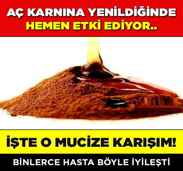 TARÇIN ve BAL MUCİZESİ!