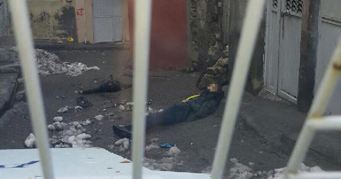 Cizre'de çatışmalarda 2'si çocuk 3 kişi yaşamını yitirdi