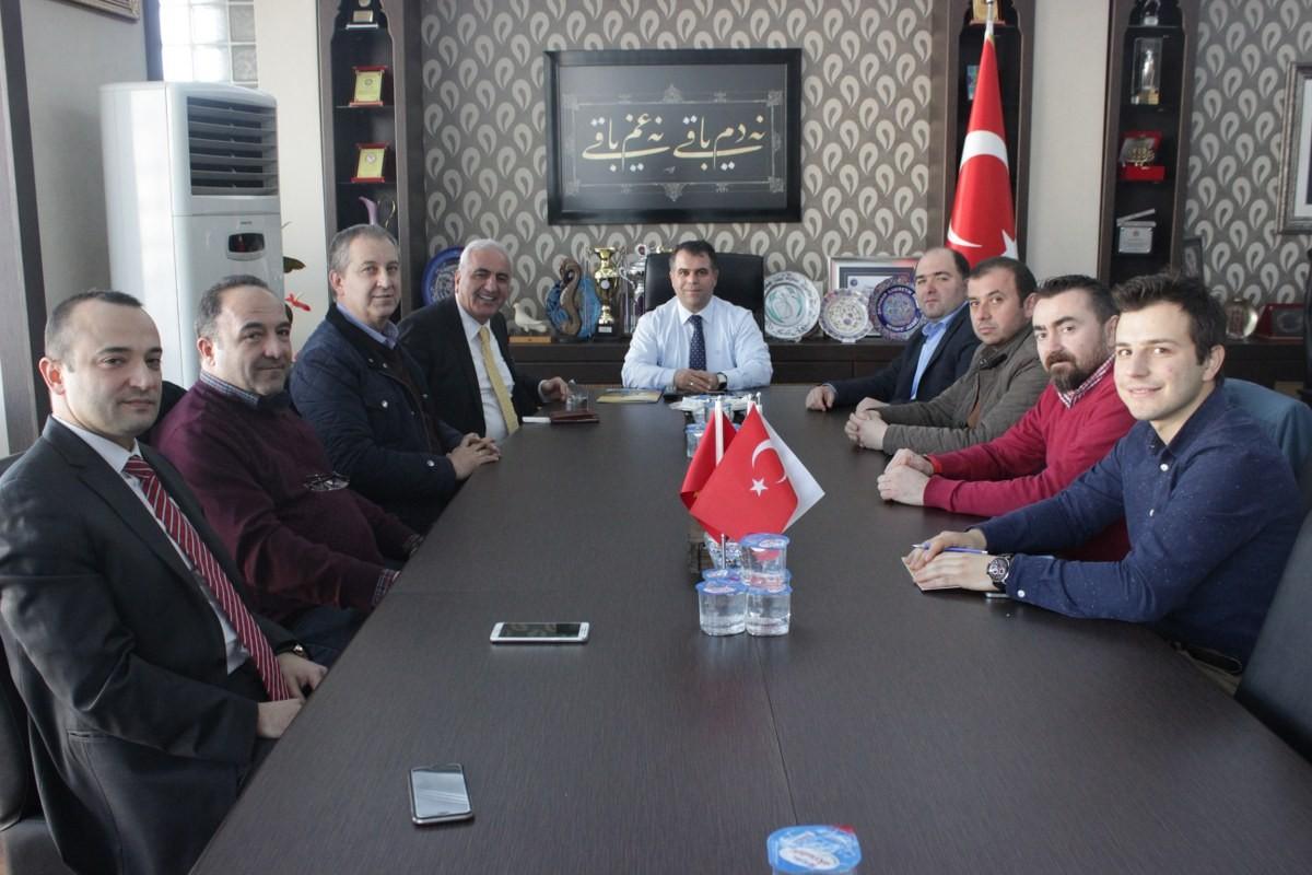 Safranbolu TSO'dan 'Stratejik Plan Hazırlama' projesi