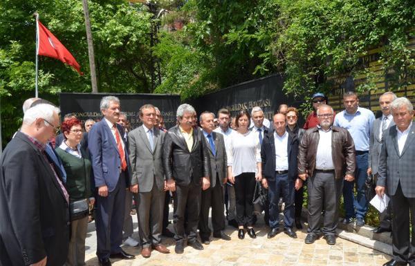 Soma'da ölen 301 madenci Zonguldak'ta anıldı