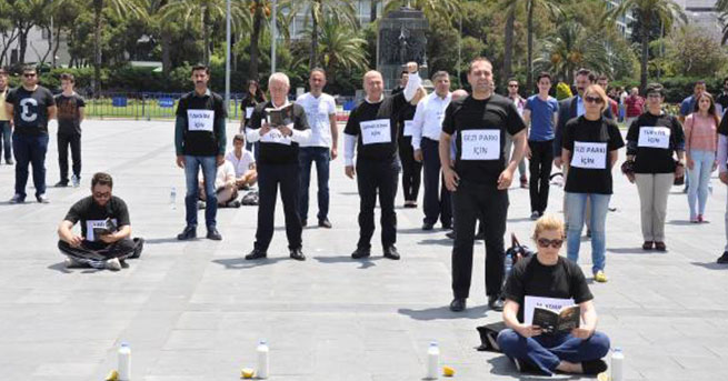 CHP'den 'Gezi Parkı' anması