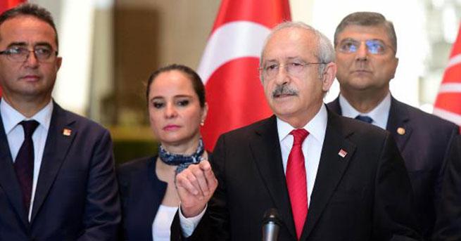 Kılıçdaroğlu'ndan Başbakan Yıldırım'a IŞİD'le ilgili 11 soru