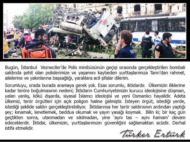 Türker Ertürk: Aynı Tas, Aynı Hamam