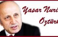 Yaşar Nuri Öztürk'ün Vefat Etmeden Önceki SON Röportajı