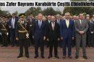 30 Ağustos Zafer Bayramı Karabük'te Çeşitli Etkinliklerle Kutlandı