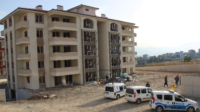 Karabük'te İnşaatın 5. Katından Düşen İşçi Öldü