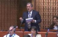 Başkan Vergili Strasbourg'da Avrupa Yerel Yönetimler Meclisine Katıldı