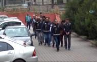 7'si Rütbeli Asker 8 Kişi Fetö'den Tutuklandı