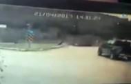 Kaza Anı Böyle Görüntülendi...tır Kamyonete Çarptı: 1 Ölü, 3 Yaralı