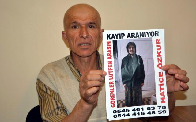 14 Aydır Kayıp Annelerini Arıyorlar