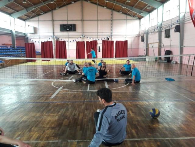 Alaplı Anadolu Engelliler Gençlik ve Spor Kulübü, Hazırlıklarını Sürdürüyor