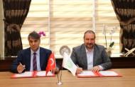 Kbü ile Yunus Emre Enstitüsü Arasında Protokol İmzalandı