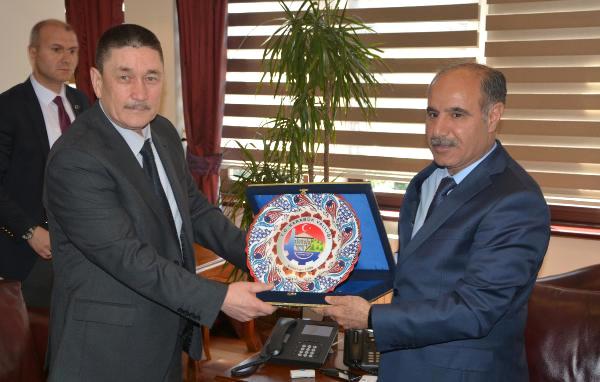 Özbekistan Büyükelçisi'nden Türk İşadamlarına Yatırım Çağrısı