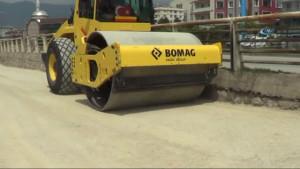 Karabük'te Asfalt Çalışmaları Sürüyor