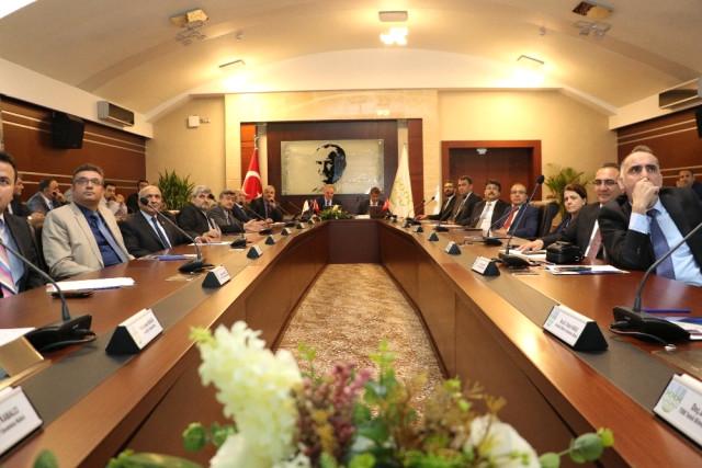 Kbü Batı Karadeniz Üniversiteler Birliği Toplantısı'na Ev Sahipliği Yaptı