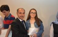 Teog'ta Başarılı Olan Öğrenciler Ödüllendirildi
