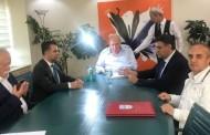 Türker İnanoğlu İletişim Fakültesi İçin Çalışmalar Başladı