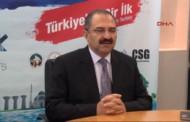 Zonguldak Dalga Enerjisinden Elektrik Üretecek Santralin Protokolü Imzalandı