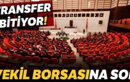 CHP'nin Kiralık Vekillerine Yasa Engeli